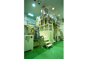 Vacuum Emulsification System (Overall View)