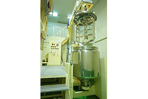 Vacuum Emulsification System (Up close)