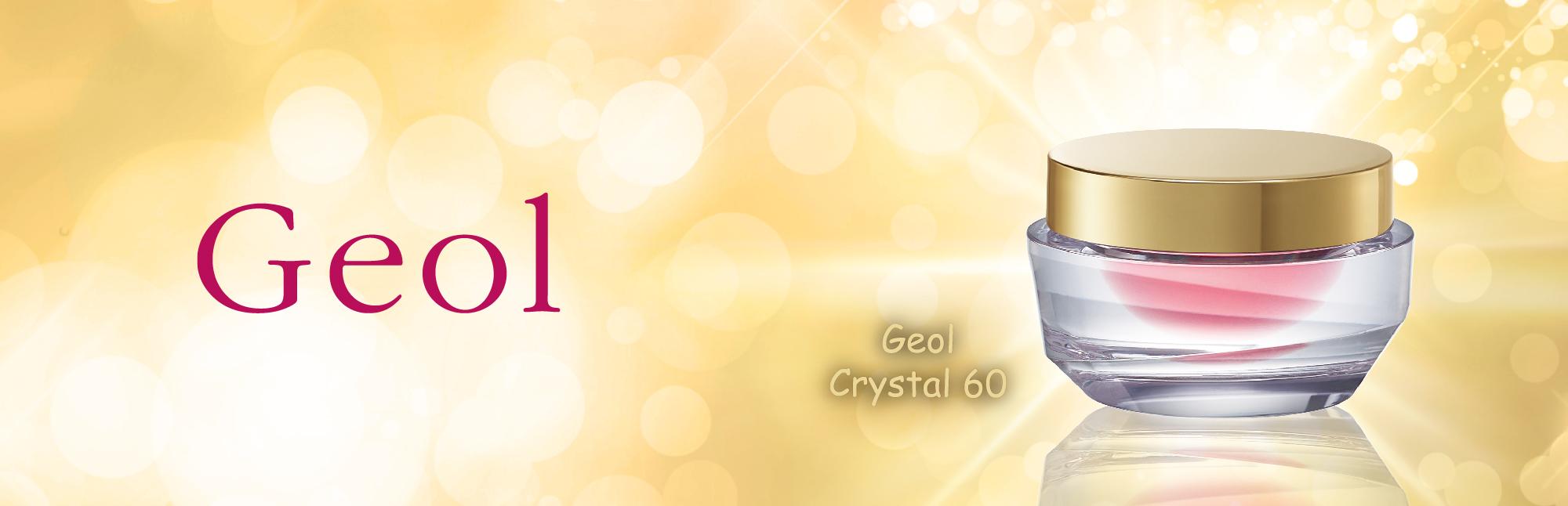 Geol Crystal 60